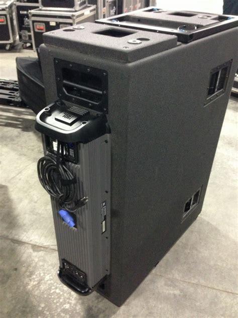 Speaker Jbl Vertec used vertec 4888 line array sound system by jbl item 33426