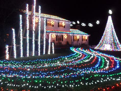 Cranbury Zoning Board Rejects Christmas Light Show Appeal Light Show New Jersey