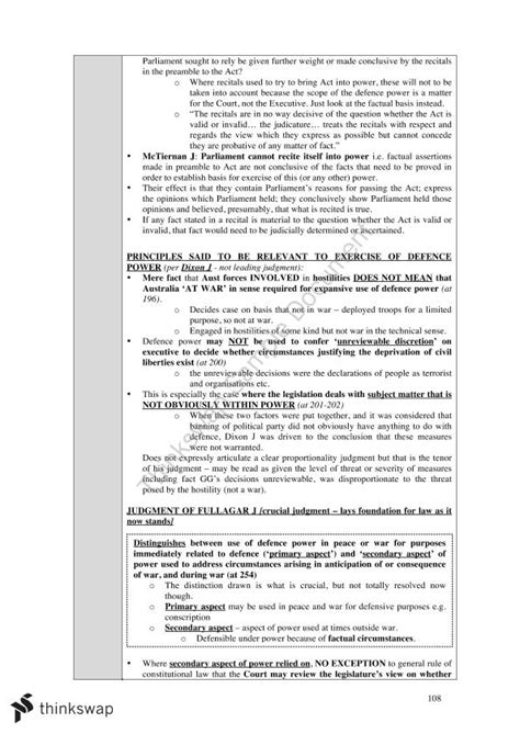 American Constitutional Essays Cases And Comparative Notes by Constitutional 1 Notes Pdf Hibiscus Hotel Siesta Key Florida