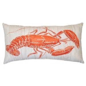 target patio pillows outdoor pillow lobster threshold target