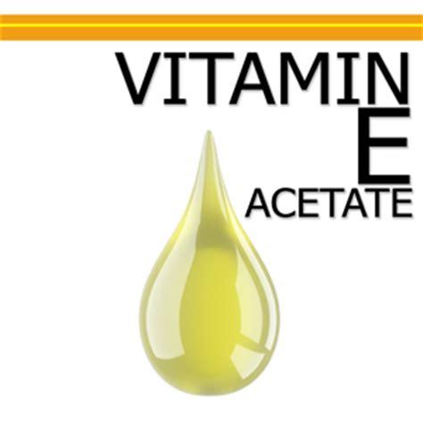 Vitamin A Asetat vitamin e acetate