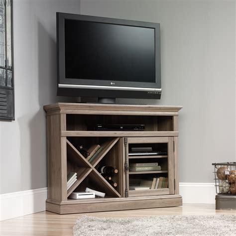 Furniture Corner Tv Stand by Sauder 414729 Corner Tv Stand The Furniture Co