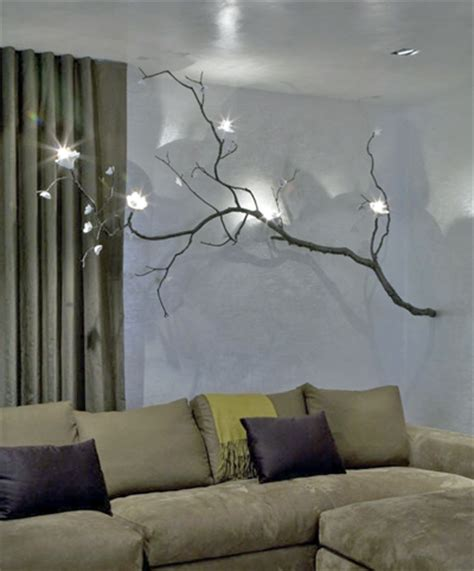 Using Branches In Home Decor How To Make A Tree In You Bedroom Bill House Plans