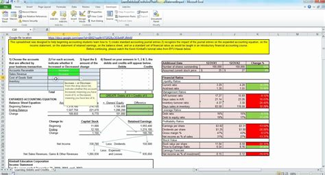 How To Complete A Spreadsheet by Simple Excel Bookkeeping Accounting Debits And Credits