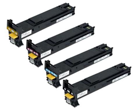 Toner Konica Minolta konica minolta magicolor 4650 toner cartridges black