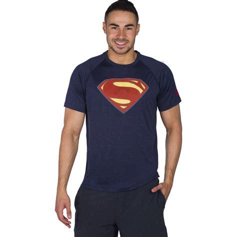 T Shirt Armour Superman 2 t shirt armour superman tech ss 410 w sklepie