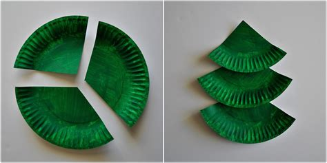 easy paper plate christmas crafts easy craft ideas for