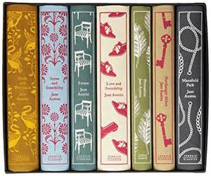 austen the complete works classics hardcover boxed
