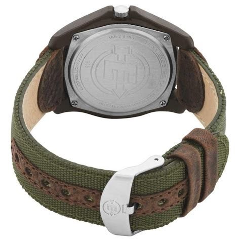 Expedition 6678 White Black Green Leather galleon timex s t49101 expedition cer green leather