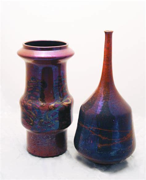 vasi in ceramica vasi ceramica liverani faenza coppia vasi in ceramica a