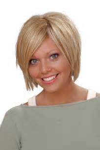 hair shaped around fce haircuts for round face shapes