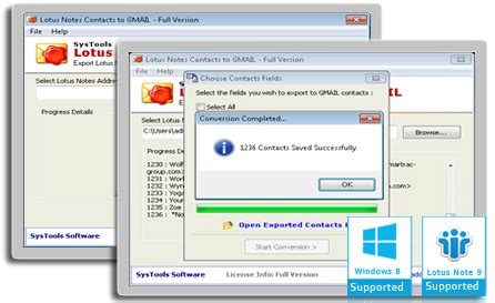 lotus notes to gmail export lotus notes contacts to gmail