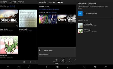 imagenes para windows 10 mobile app fotos para windows 10 mobile melhora a cria 231 227 o de