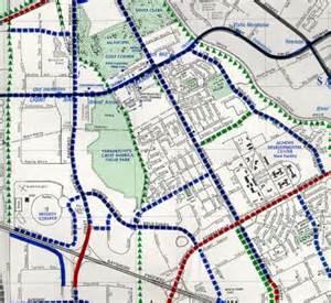 Bike Map Bicycle Baskets Boulder Denver Biketrail Maps Colorado