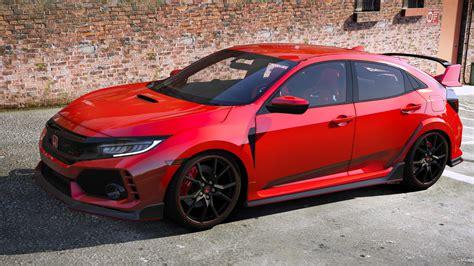 Car Mod Types by 2018 Honda Civic Type R Fk8 Add On Rhd Gta5 Mods