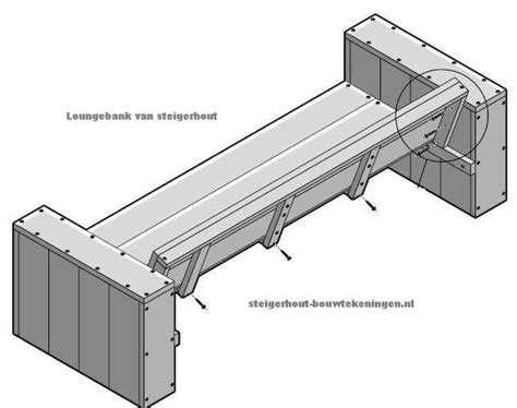 doe het zelf meubels 410 best images about steigerhout on pinterest tes bar