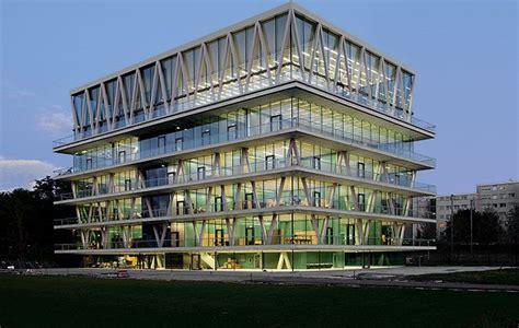 Glass Box Architecture by By Christian Kerez Icon Magazine