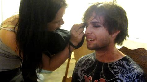 boy forced to get a makeover forcing makeup on our male friend youtube