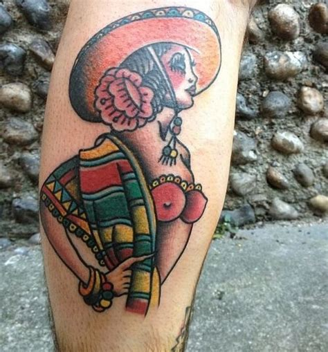 traditional pinup tattoo 38 best images about traditional pinups on