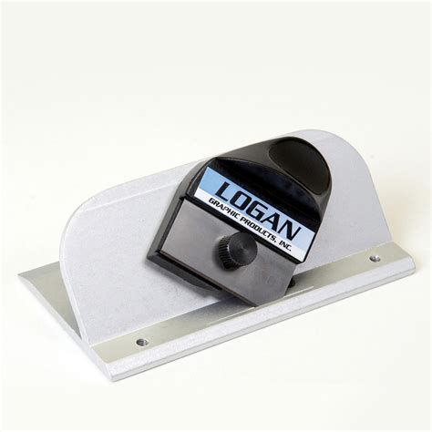 Logan Push Style Mat Cutter by Logan 2000 Push Style Handheld Mat Cutter Logan Graphic