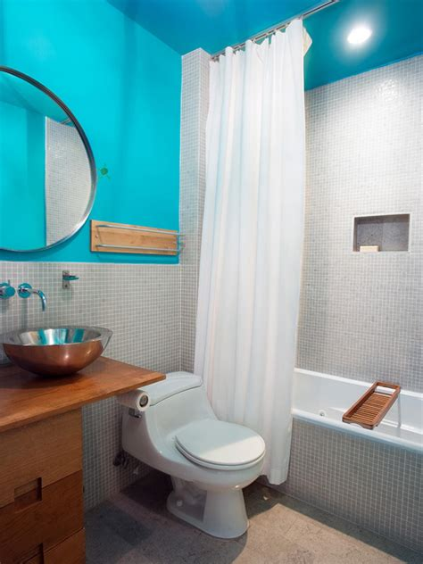 blue bathroom paint ideas bathroom color and paint ideas pictures tips from hgtv