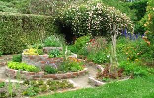 my brick herb spiral