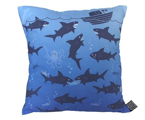 shark pillow shark pillow cushion gifts cakes with faces