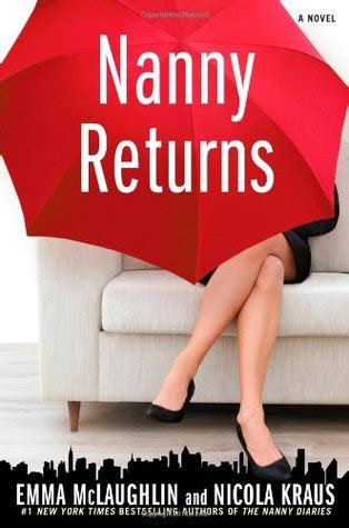 the nanny a novel books nanny returns nanny 2 by mclaughlin reviews