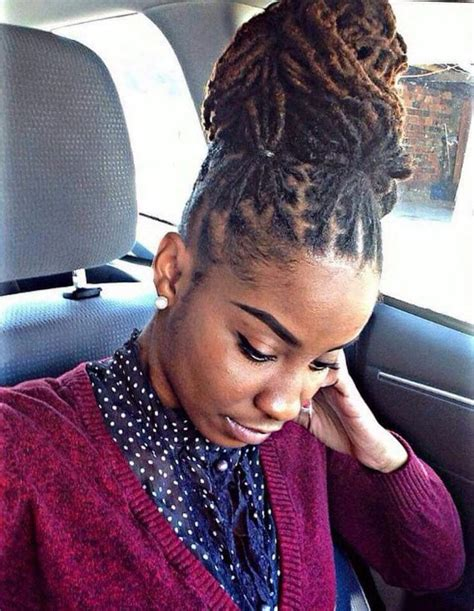 easy every day dreadlock styles 1380 best images about dreadlock hairstyles on pinterest
