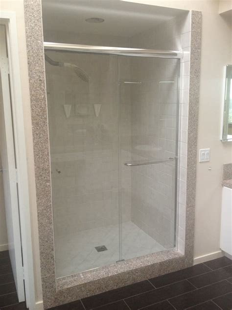 Euro Style Semi Frameless Sliding Shower Door Yelp Semi Frameless Sliding Shower Door