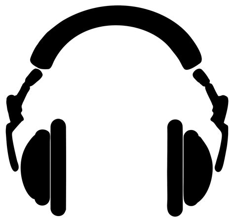 headphone clipart headphone clip dothuytinh