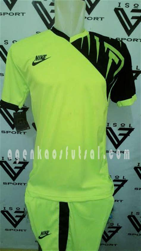 Setelan Baju Futsal Bola Adidas Prime Hitam Hijau jersey futsal keren nike hijau hitam agenkaosfutsal