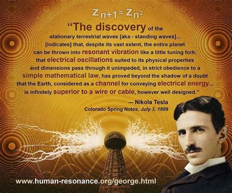 Nikola Tesla Resonance 44 Best Images About Tesla On Facts