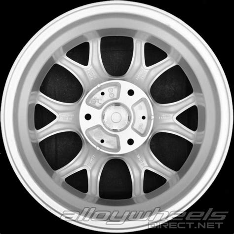 Smart Wheel Mono Wheel D 04 15 quot smart brabus mono v wheels in silver polished surface alloy wheels direct 134969