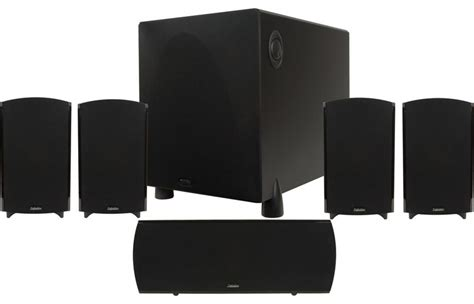 definitive technology home theater speaker pkg