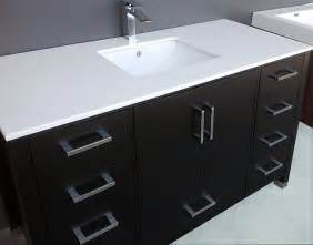 60 inch sink white bathroom vanity tg718560