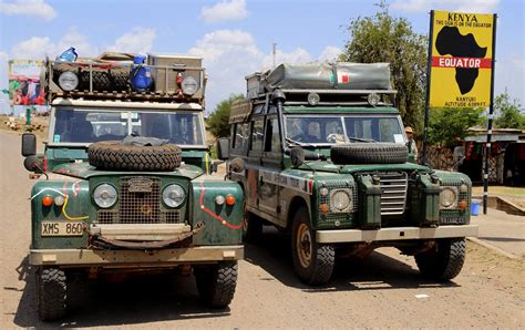 land rover kenya rovering in kenya with aziza 7 land rover 109 iii