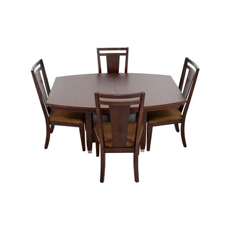 dining table set 78 broyhill broyhill wood dining table set tables