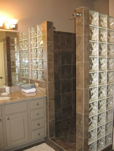 Bathroom With No Doors Walk In Showers No Doors With Glass Boxes For Bathroom