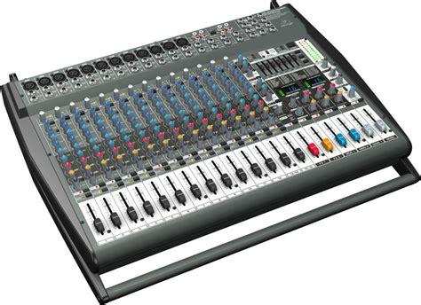 Mixer Merk Behringer behringer pmp6000 europower keymusic