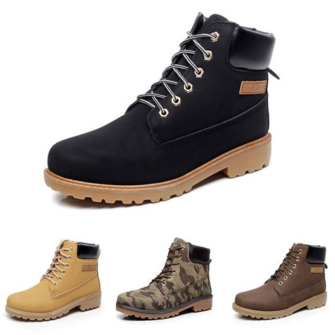 winter boot work boot s boot winter leather boot outdoor
