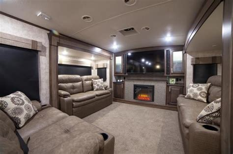 open seating living room 2017 open range 3x 377flr front living room fifth wheel