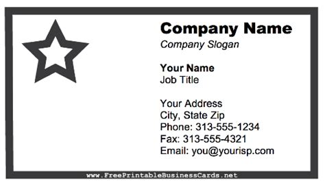 enforcement business card templates free enforcement business card