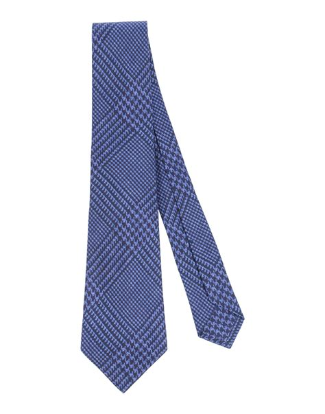 kiton tie in blue for pastel blue lyst