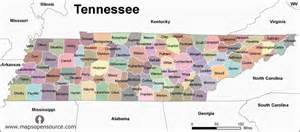 free tennessee map map of tennessee state usa open