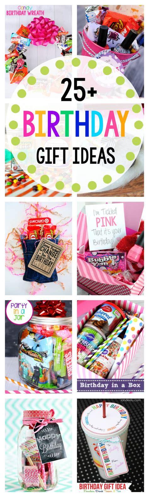 Handmade Gift Ideas For Friends Birthday - best 25 birthday gifts ideas on present ideas