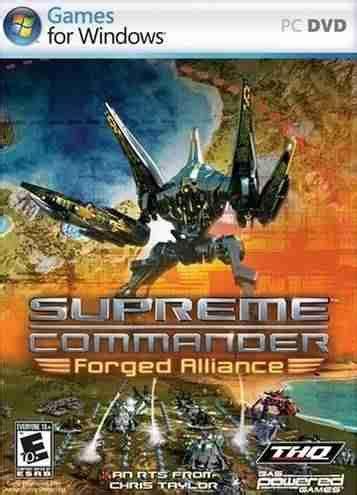 supreme torrent descargar supreme commander forged alliance torrent