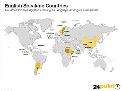 which countries speak how many countries in africa speak