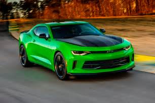 Chevrolet Camaro 12 Things You Didn T About The 2017 Chevrolet Camaro 1le