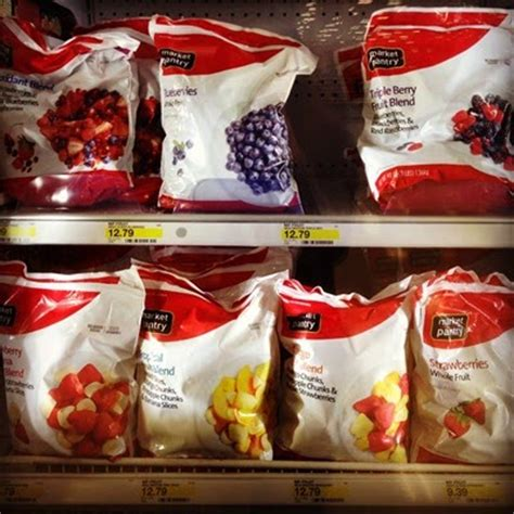 Market Pantry Frozen Fruit by East Meets West Veg Vegan Grocery Shopping 101 At Target